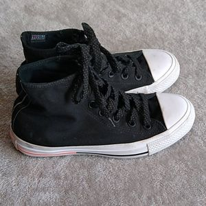 Converse chuck Taylor all  Star hi-top black 7